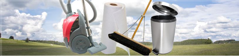 Janitorial Supplies and Equipment from Carefree Janitorial Supply